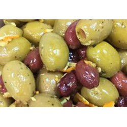 the mix cornish olives
