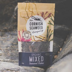 organic mixed seaweed flakes