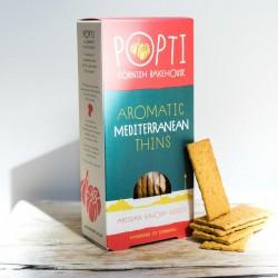aromatic mediterranean...